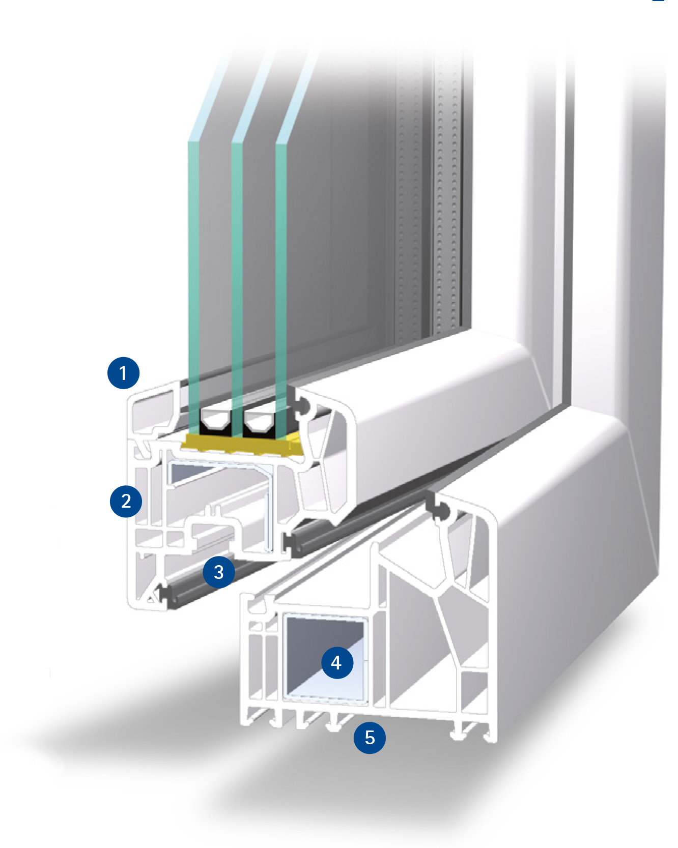 Atm fenster kunststofffenster mit vekaprofil alphaline 90 - Fenster schallschutzklasse 6 ...